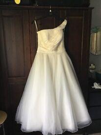 Justin Alexander wedding dress/prom