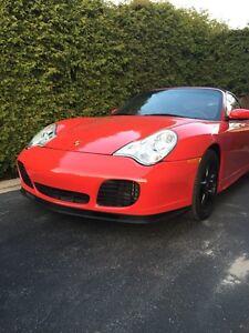 Porsche carrera 4 2003