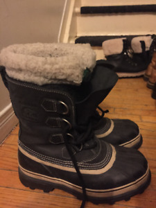 Women's Winter Sorel Boots