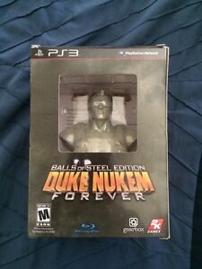 PS3 collectors editions, duke nukem, assassins creed Kawartha Lakes Peterborough Area image 1