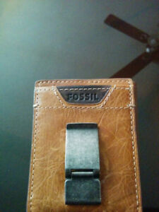 Men's Fossil wallet