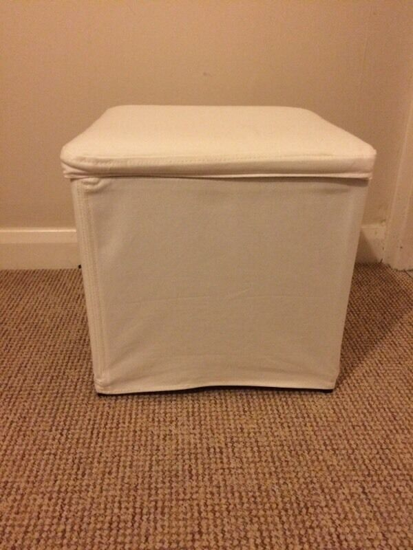Ikea Bosnas Footstool With Storage In Upper Knowle