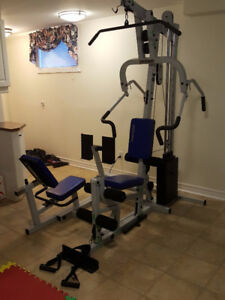 Proteus 2000 Complete Exercise Machine