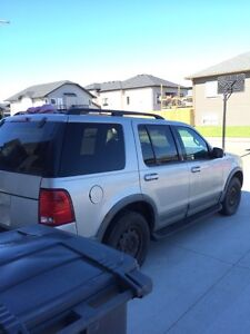 2002 Ford Explorer 4x4 7Seater OBO