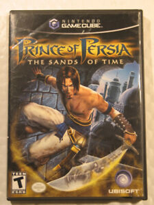 Jeu Nintendo Gamecube Prince of Persia The Sands of Time