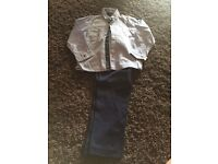 Boy next trousers and shirt 3-4 years