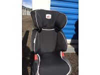 Britax car seat Suitable for 4 - 11 year olds
