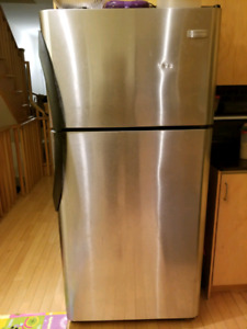 Stainless Steel Kitchen Appliance Set (used) for sale
