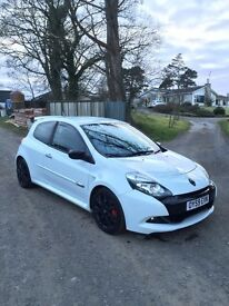 2009 Clio Rs 200 cup edition Renault sport
