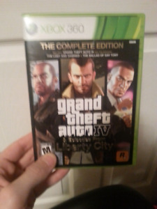 Grand Theft Auto IV  (4) The Complete Edition