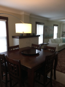 Beautiful 2 bedroom furnished apartment in Niagara Falls