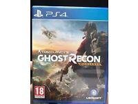 Ghost Recon Wildlands for playstation 4