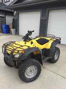 2005 Honda Fourtrax 400 4x4