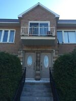 Spacious Lower Duplex - Montreal West - Available as of Nov 1st