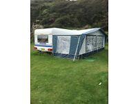 Hobby caravan 635 2005