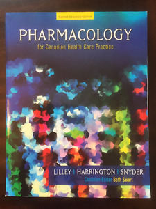 Pharmacology for Canadian Health Care Practice. 2nd Can Ed.