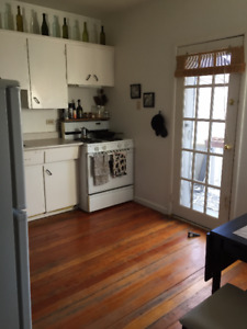 One BR suite in the Kensington area