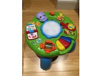Leapfrog animal adventure activity table