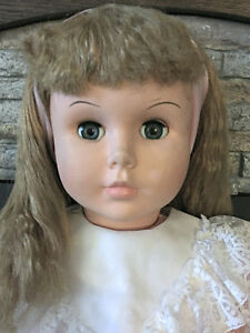 "36"" Walker Doll - Unidentified Manufacturer (Uneeda?) circa 1960 London Ontario image 3"