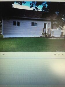 House for rent in melfort