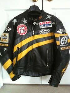 NICKY HAYDEN MOTORCYCLE JACKET