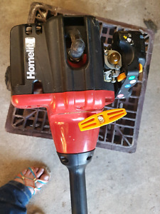 25 cc gas powered Homelite Weed Eater