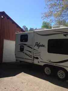 28ft- Pilgrim Lite Travel Trailer