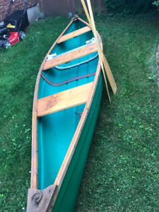 14 foot canoe for sale