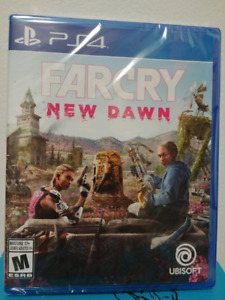 Far Cry New Dawn PS4 NEW / SEALED