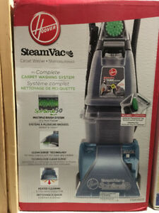 NEW Hoover SteamVac Carpet Cleaner with Clean Surge, F5914900