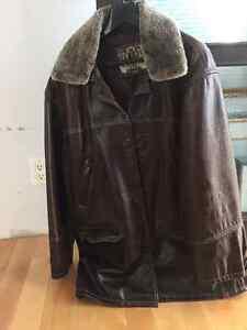 Veste en cuir pour homme Saguenay Saguenay-Lac-Saint-Jean image 2