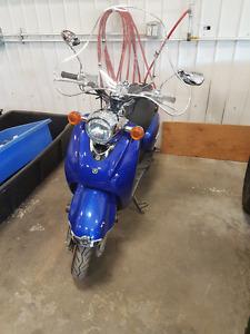 2008 Yamaha Vino 125cc