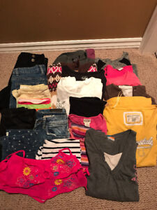 Girls Clothes Size 10