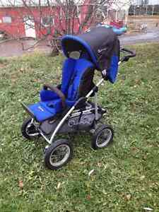 Quinny Freestyle XL Stroller