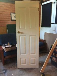 Assortment of Antique Doors