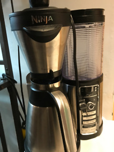 Comme neuve Cafetiere ninja  coffee brewer machine like new