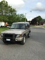 Land Rover Discovery2 2003 Automatic