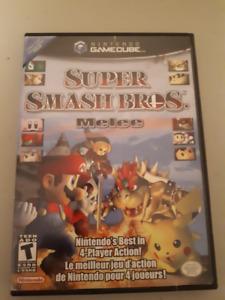 Super Smash Bros. Melee for gamecube