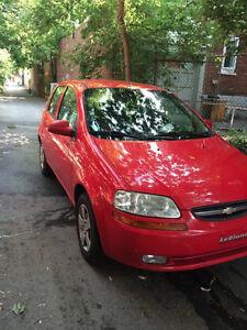 Chevrolet Aveo LS - 2008 - 95000 km