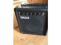 Yamaha amp.