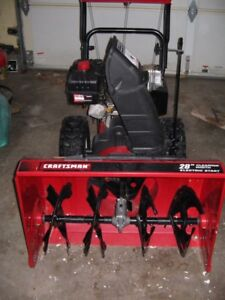 Craftsman  Snowblower...