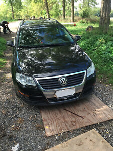 2009 Volkswagen Passat Kumfortline Wagon 6 Speed Manual