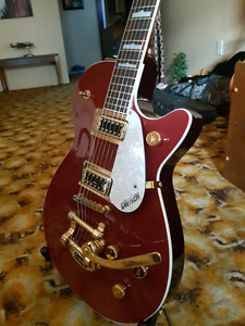 Gretsch G5431TG Electromatic  Pro Jet Red, Bigsby