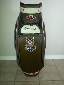 TaylorMade Golf Open Championship Staff Bag 2010 British Open. West Island Greater Montréal image 4