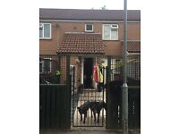 Exchange wanted from 2 bed flat with own front door and garden