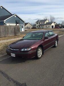 2004 Chevy Impala $800 OBO or trade