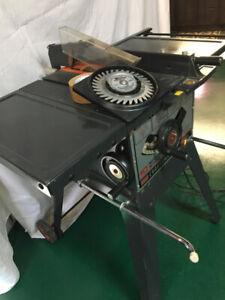10 Inch Direct Drive Craftsman Table Saw