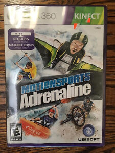 Motionsports Adrenaline - XBox 360 Game - Kinect