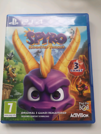 Spyro Reignited Trilogy (PS4 Game)