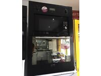 Stoves Microwave oven Black like new
